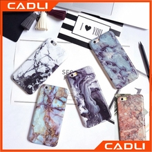 Granite Marble Texture Funda Case Coque Shell Housing Mobile Phone Bags & Cases for iPhone 7 plus