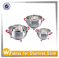 Stainless Steel Fruit and Vegetable Colander