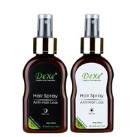 OEM private label magic hair growth and anti hair loss serum spray for men