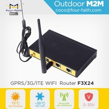 3g router with router serial interface for Bus E-Card Wireless 3g 4g wifi router for vehicle