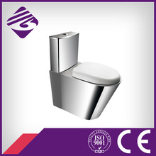 JN911W(P/S) Best Selling Sanitary Ware Stainless Steel 304 P-Trap S-trap Toilet With Tank