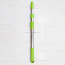 Householding cleaning equipemnt parts 3 Section aluminum telescopic poles