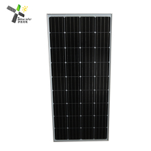 Hot selling products monocristalino 150w solar panels with high quality
