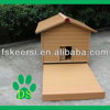 PS Wooden Composite WPC Dog House Dog Cage