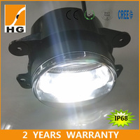 daytime 3.5inch 15w led daytime running light for Harley Davidson 15watt daytime running led light