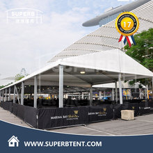 1000 People Long Term Durable Giant Party Tents With Decoration