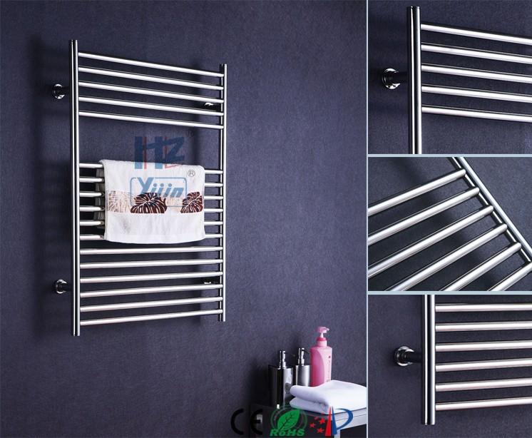 heizk rper f r handt cher badezimmer edelstahl handtuchtrockner elektrische handtuchw rmer hz. Black Bedroom Furniture Sets. Home Design Ideas