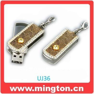 OEM jewelry memoria usb 4gb