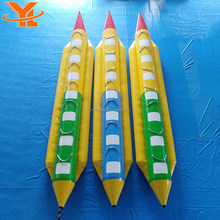 Guangzhou Inflatable Flyfishing Banana Boats For Sale