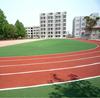 400m IAAF certificated full pu track professional standard stadium athletic track