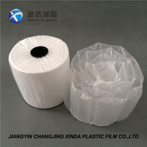 wholesale 20cm width air cushion film 100% new material PE protective film