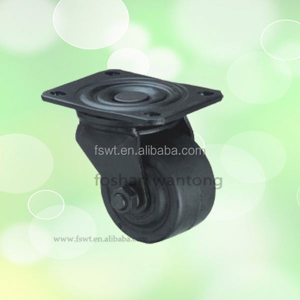 Caster For Bag Travel Low Profile Industrial Caster Wheel