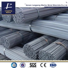 Cambodia steel rebar hrb400/deformed steel bar/reinforced concrete iron rods for construction