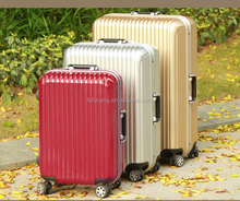 cute cheap PC Luggage/stock luggage/ discount suitcase