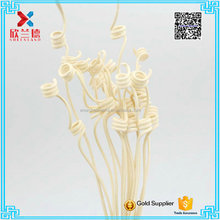cheap wholesale hand made curved rattan diffuser sticks