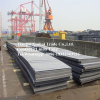 Hot Rolled Technique and st52-3 st37-2 Grade black steel sheet metal