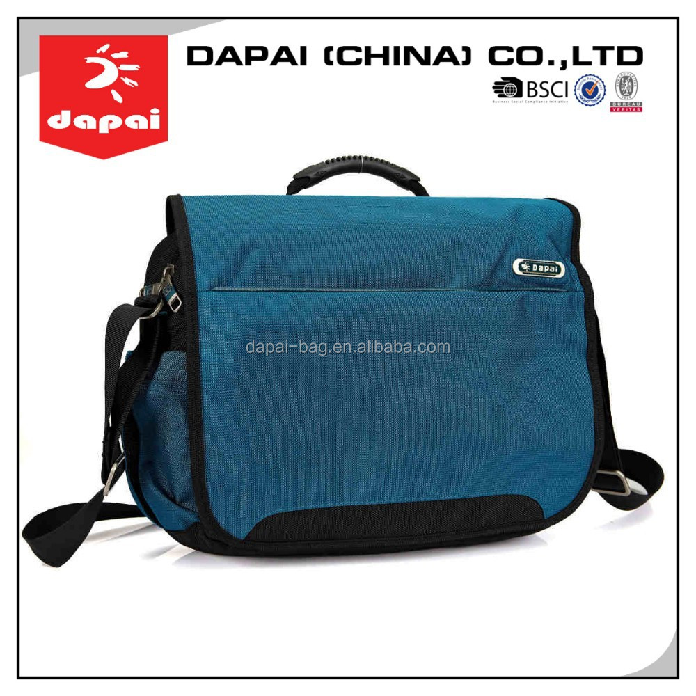 Fashionable Polo Laptop Bag Messenger Computer Bag Men