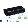 HDMI 1.4b version 1 input 2 output audio video splitter 1x2 support 3D