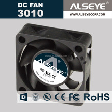 Alseye CB0333 manufacturer 30*30*10mm solar brushless 12v dc axial flow fan