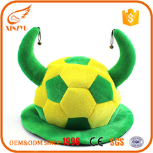 Fancy carnival party foam hats football events celebration party hats for adults