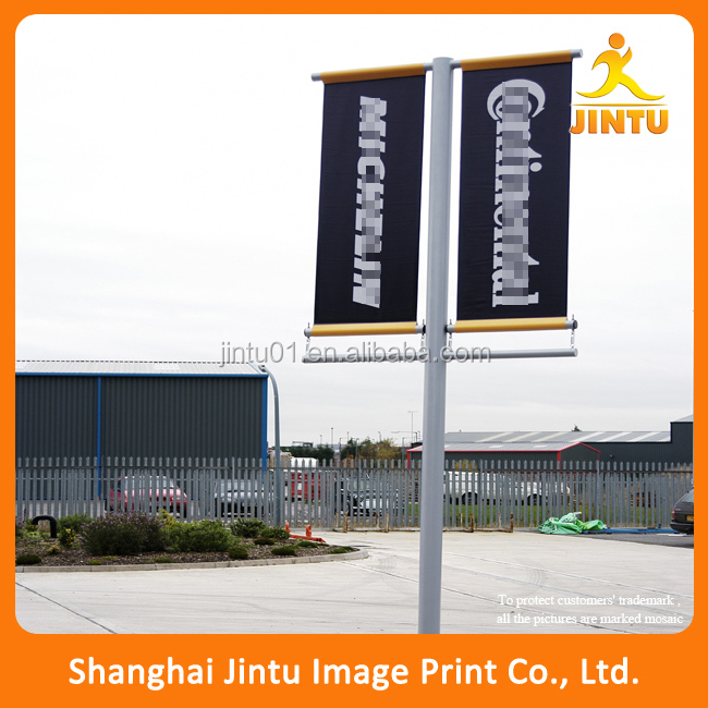 Custom Advertising Boards Advertising PVC Flex Banner With Digital Printing