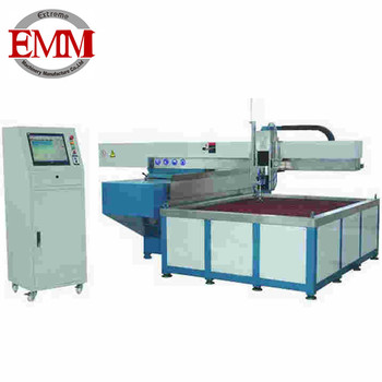 EMB3015 tabletop portable waterjet stone cutting machine service