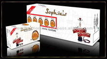 sophies sheesha flavours