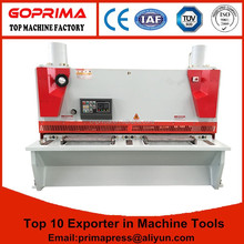 QC11Y hydraulic guillotine manufacturers, iron rod cutting machine, metal foot shear