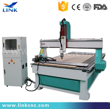 Woodworking industry PVC acrylic baffle box china cnc router machine
