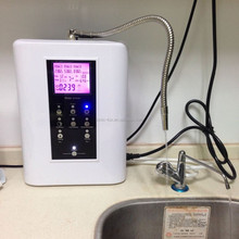 2016 best-selling 4 stages Low negative ORP alkaline water ionizer