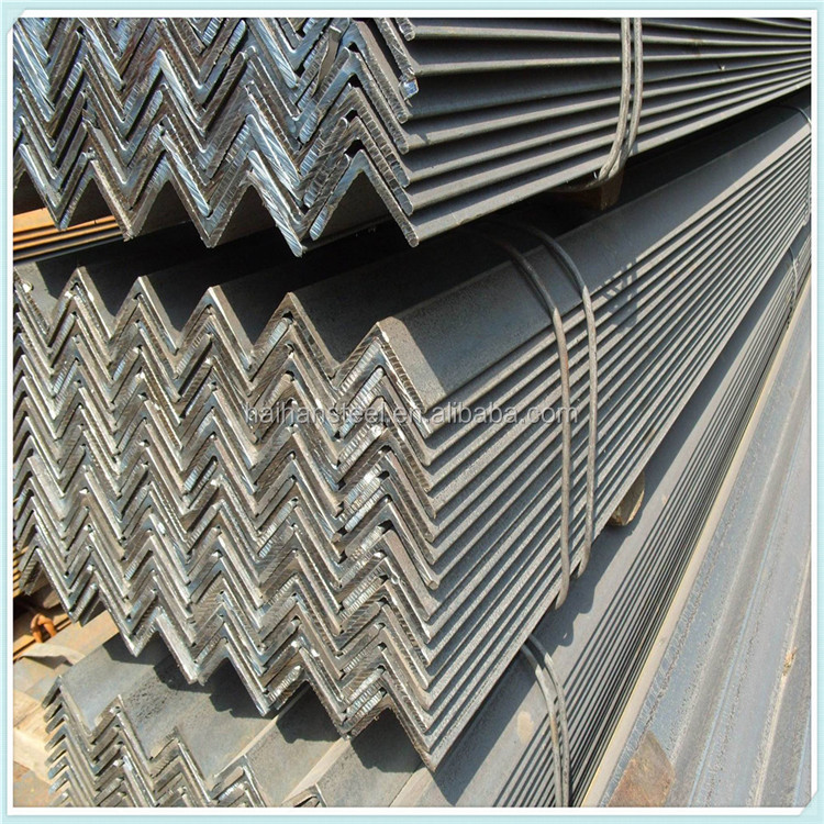 China tang shan ASTM A36 equal hot rolled mild carbon angle steel