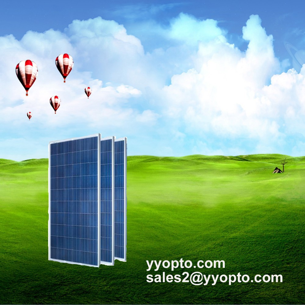 250w poly solar panel pv module with high cost performance
