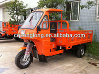 2014 New Gas Hot Seller 250CC Cargo Tricycle