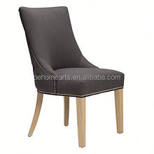 New design China Manufacturer cheap price armrest dining chair