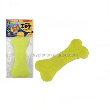 bone shaped dog toy