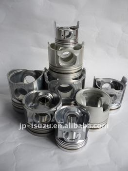 forward FTR 6HE1 Auto engine Piston