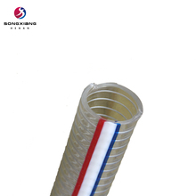 pvc steel wire spiral hose tube