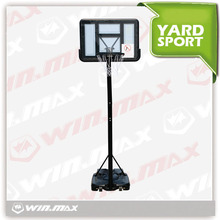 2015 winmax hot sell movable adjustment indoor basketball stand
