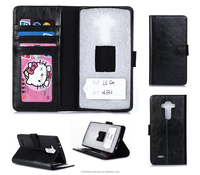 New design Flip PU Leather phone Case For LG G4 5.5inch