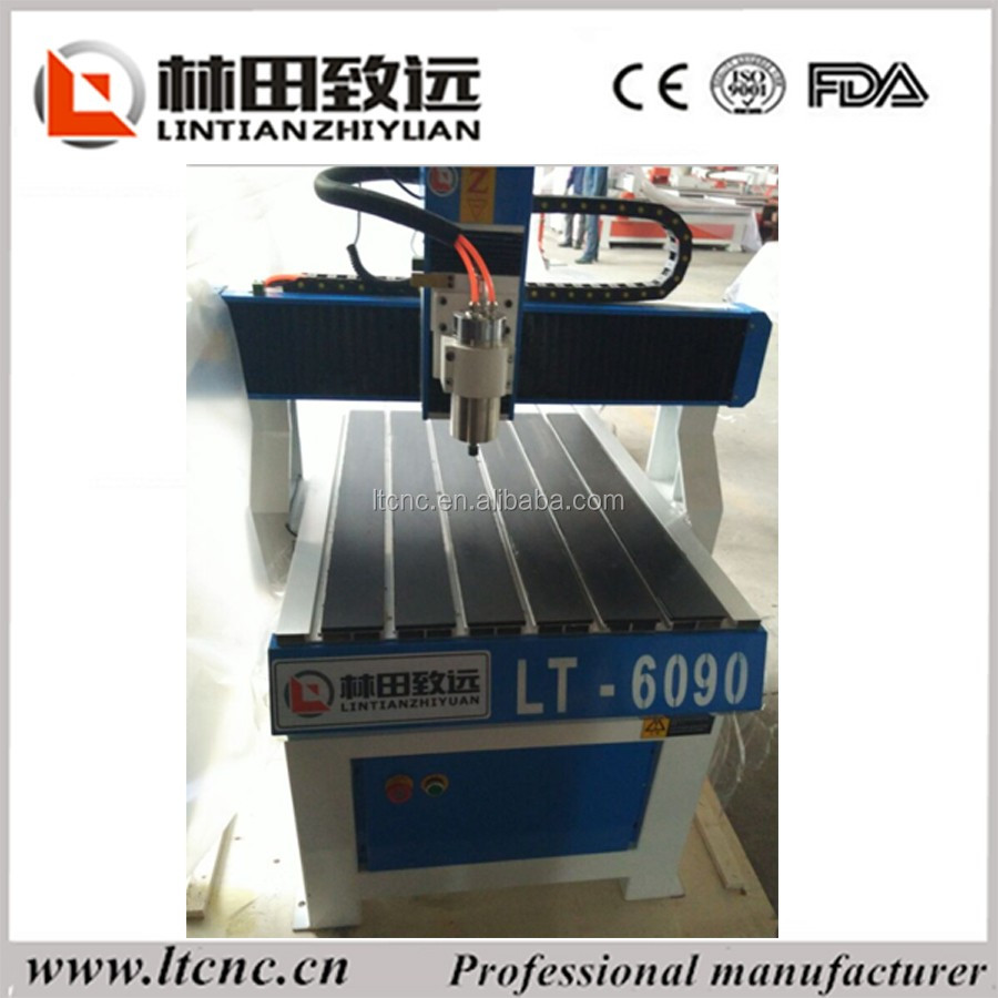 mini engraving machine low price multi-function LT-6090 cnc router sale in bangladesh
