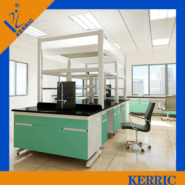 laboratory bench for science apparatus and equipment