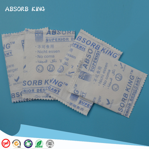 Do not eat desiccant for food grade calcium chloride packs