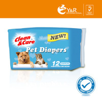 Factory Price with Best Sale Service Pet Diaper