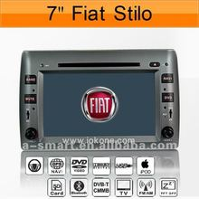 Auto DVD Player Head Unit for Car Fiat Stilo with GPS