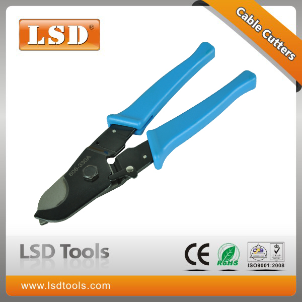 808-330A mini cable cutter for cutting 70mm2 max wire cable cutting tools cable sheath cutter