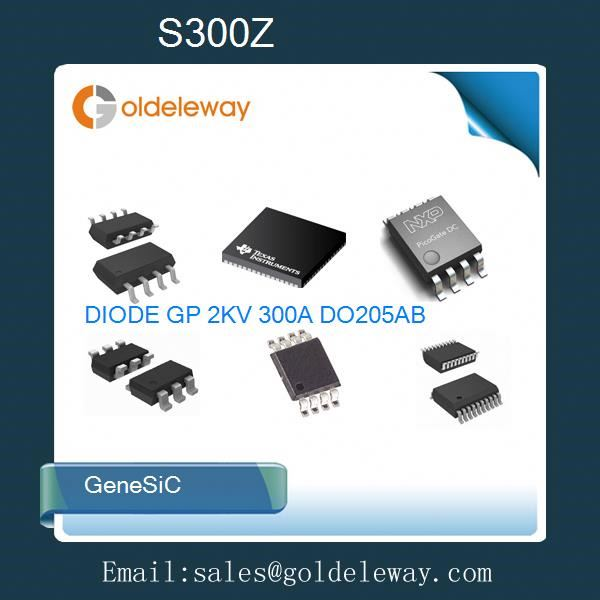S300Z DIODE GP 2KV 300A DO205AB