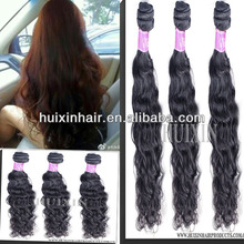 New arrival grade 5A 100% genuine raw brazilian hair extensions