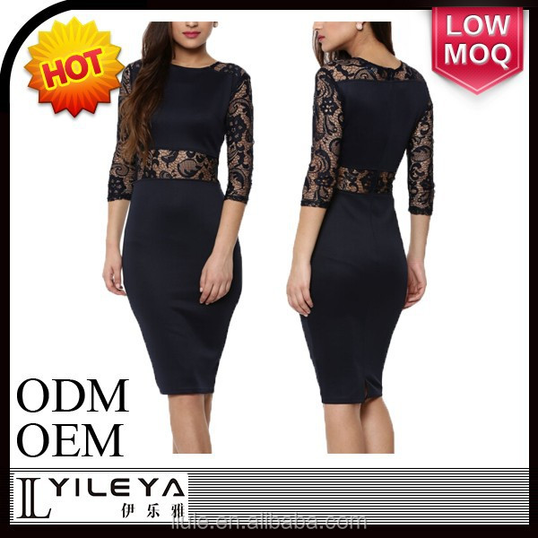 stylish cheap lace bandage sexy ladies night dress for woman with lining