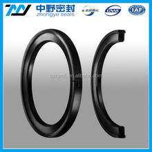 PTFE NBR Excavator Parts Hydraulic Cylinder Piston Seals Factory Price OK Seal