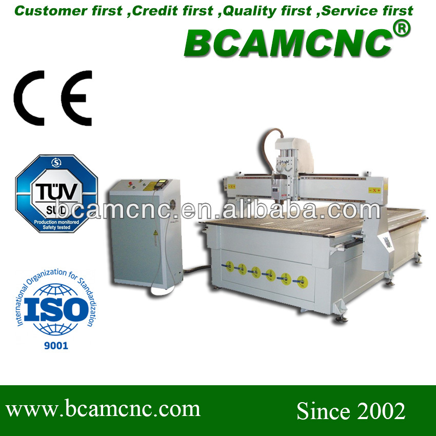 Professional manufacture!! Top quality computer controlled wood cutting BCM2030B for furniture, wooden door, etc.